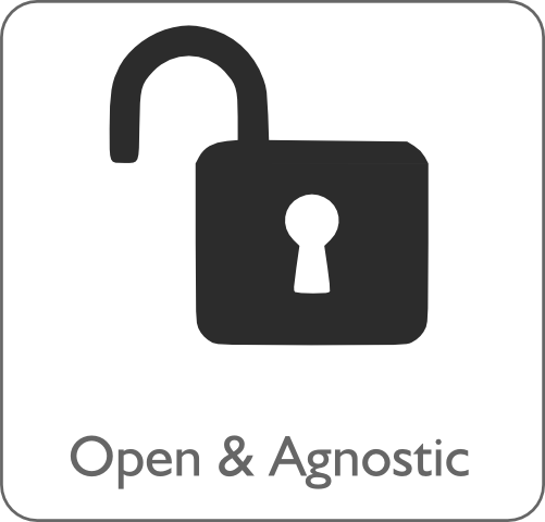 Open and Agnostic