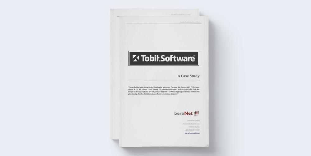 """Der Tobit """"David FX Informationsserver"""" wird in Unternehmen als zentrale Fax- und Kommunikationslösung eingesetzt"""